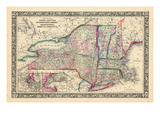 1864  United States  Connecticut  Maine  Massachusetts  New Hampshire  New Jersey  New York  Penn