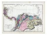 1873  Central America  Columbia