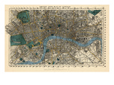 1860, England, London Giclée