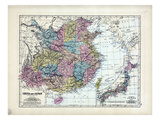 1873  China  Japan