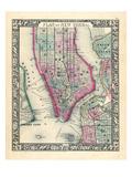 1864  New York  New York  Brooklyn  Manhattan  Jersey City  Hoboken