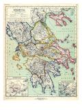 1898  500 BC  Greece  Europe  Graecia  Athanae