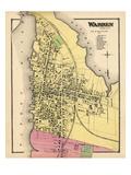 1870  Warren Town  Rhode Island  United States