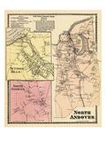 1872  North Andover  North Andover Villlage  Suttons Mills  Andover North Village  Andover North  M