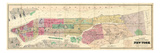 1882  New York City and County 1882  New York  United States