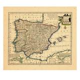 1747  Portugal  Spain