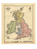 1866  Ireland  England  Scotland  United Kingdom  Wales  British Isles