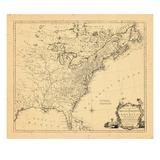1763  British Dominions in America  United States  East Coast