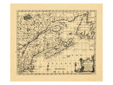 1758  New England  New Brunswick  Newfoundland and Labrador  Nova Scotia  Ontario