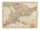 1913, Canada, Ontario, North America, Ontario Giclée