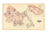 1879  Duxbury Town  Duxbury Village  Massachusetts  United States