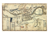 1813, Fort Meigs, Ohio, United States Giclée