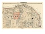 1874  New Brighton  New York  United States  Staten Island  Hamilton Park