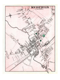 1876  Medfield - Town  Massachusetts  United States