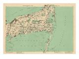 1891  Cape Cod  Barnstable  Orleans  Brewster  Harwich  Chatham  Dennis  Yarmouth  Massachusetts