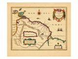 1636, Guyana Giclée