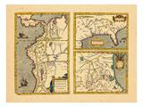 1612  Florida  Texas  Colombia  Ecuador  Peru