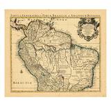 1730  Brazil  South America