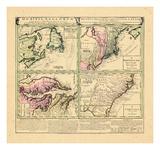 1737  Connecticut  Maine  Maryland  Massachusetts  New Hampshire  Newfoundland and Labrador
