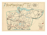 1905  Harwich Town - Harwichport  Harwich Town Index Map  Massachusetts  United States