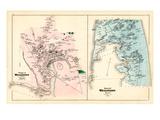 1880  Wellfleet Village  Wellfleet Town  Massachusetts  United States