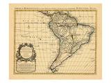 1721  South America