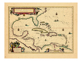 1640  West Indies  Florida  Central America