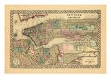 1870  New York and Brooklyn