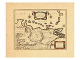 1640, Venezuela Giclée