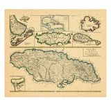 1721  Jamaica  West Indies