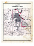 1880  Anderson and Vicinity  Indiana  United States