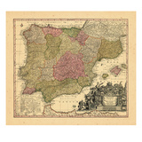 1740  Portugal  Spain