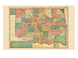 1907  Oklahoma and Indian Territory  Oklahoma  United States