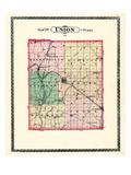 1884, Union County, Indiana, United States Giclée