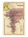 1868  Stonington Plan  Mystic  Connecticut  United States