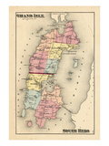 1871  Grang Isle  Hero South  Vermont  United States