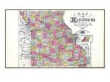 1898  State  Missouri  United States