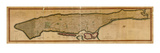1807  New York City  Island of Manhattan 16x63  New York  United States