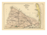 1873  Middletown and Ocean Townships  New Jersey  United States
