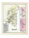 1873  Matavan Township  Mount Pleasant  New Jersey  United States