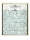 1895  Sterling Township  Utica  Clinton River  Michigan  United States