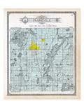1913  Prairieville Township  Pine Lake  Crooked Lake  Michigan  United States