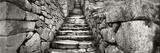 Ruins of a Staircase at an Archaeological Site  Inca Ruins  Machu Picchu  Cusco Region  Peru