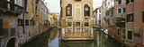Buildings Along a Canal  Grand Canal  Venice  Veneto  Italy