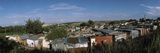 High Angle View of Shanty Town  Johannesburg  Gauteng Province  South Africa
