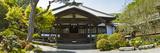 Facade of a Temple  Kaizoji Temple  Kamakura  Kanagawa Prefecture  Kanto Region  Japan