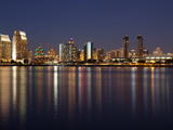 Buildings at the Waterfront  San Diego  California  USA