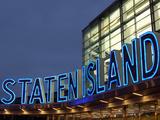 Staten Island Ferry  Lower Manhattan  Manhattan  New York City  New York State  USA