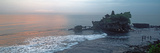 Temple at Sunrise  Tanah Lot Temple  Tanah Lot  Bali  Indonesia