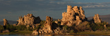 Tufa Formations at Mono Lake  California  USA